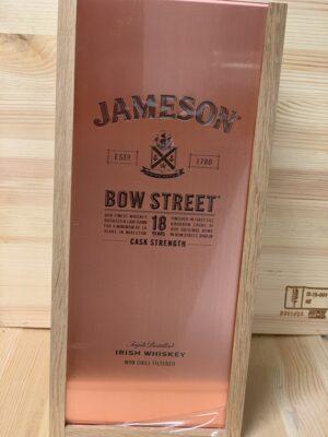 obrázek Jameson 18 YO Bow Street 0,7l