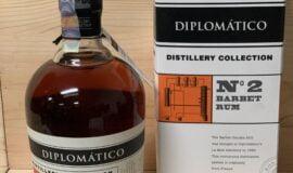 Diplomático Distillery Collection No 2 Barbet 0,7l 47 %