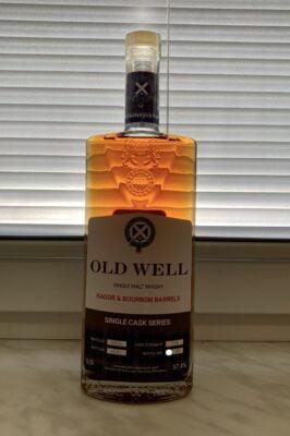 obrázek Svach's Old Well Whisky – KAGOR & BOURBON BARRELS