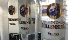 MILLENNIUM vodka 500ml 40%