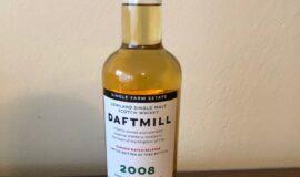 Daftmill 2008 Summer Batch UK