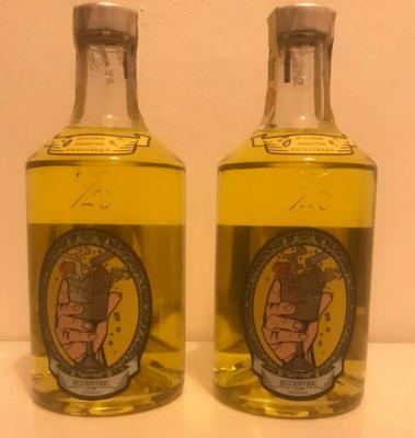 obrázek 2x Eccentric absinthe 65% 0,5l – Žufánek