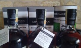 Diplomatico Collection No.1, 2, 3 Batch Kettle 47%, 0,7 l