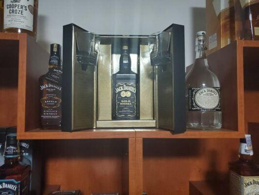 obrázek Jack Daniels – Double Gold Medal, SADA