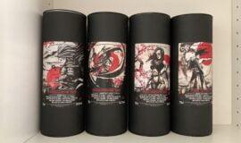 SV Samurai kolekce 8 lahvi
