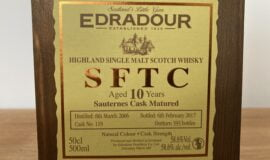 Edradour 10 SFTC 2006