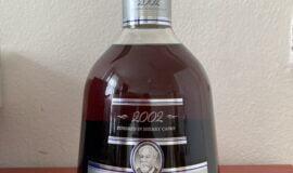 Diplomatico single vintage 2002