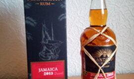 Plantation Jamaica 2013 8y single cask plněno pro RUM CZ+SK