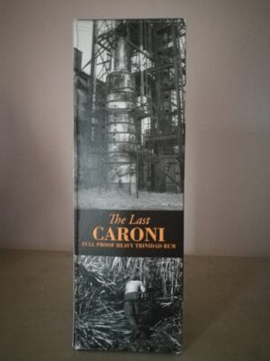 obrázek Caroni 1996 Velier 23 Year Old Full Proof Heavy / 'The Last Caroni'