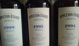 Appleton Estate Hearts Collection 1994 1995 1999