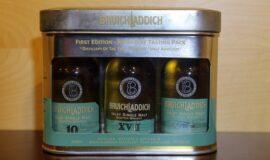 Bruichladdich 17y, 15y, 10y – 2001/02