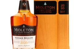Midleton very rare 2020 za Midleton very rare 2017 new bottle