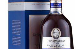 Diplomático Single Vintage 2005 43% 0,7 l