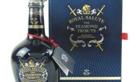 Chivas Regal Royal Salute The Diamond Tribute 21y