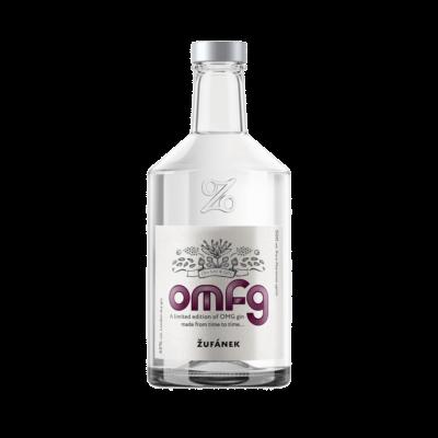 obrázek OMFG gin 2014, 2015, 2016